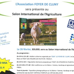 Salon de l'Agriculture PARIS